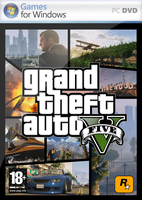 Grand Theft Auto 5 PC by InterGlobalFilms