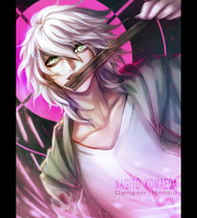 AT: Nagito Komaeda by ZenithOmocha