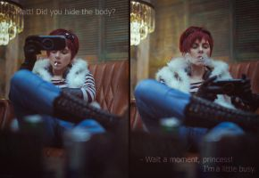 Cosplay Matt and Mello by Tovarish-N