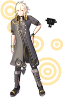 MMD Newcomer - YOHIOloid (Alternate Design) by Pokeluver223