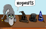 Sorting hat of sorting hats by kingfret