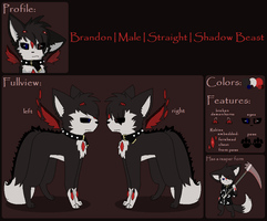 Brandon's Ref 2015 by GhostBunny-X