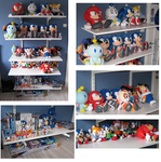 Sonic Collection :EXTREMELY OUTDATED: by GhostieShadow