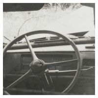 At The Wheel by nowhere-usa