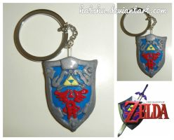 Zelda Shield by hatshu