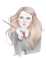 Lily Evans by kimpertinent