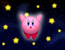 Kirby by Lunaranimefreak