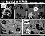 The Isle of Terror pt.11 by thecheckeredman