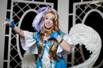 KatsuCon 2012 - AMG | Belldandy by elysiagriffin