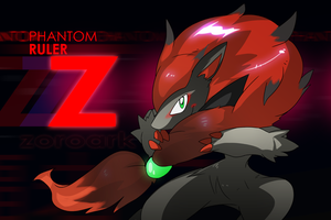 Phantom Ruler Z by super-tuler