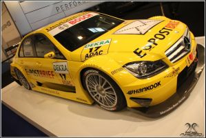 Mercedes touring car by 22photo