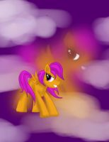 Scootaloo :3 by runningbox11