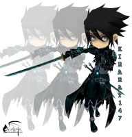 [AQW] [Chibi] Kiraray147 by Azalenth