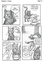 Chapter 1: Dawn. Page 11. by DipsyTailBonder