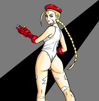 Cammy White by chris-re5