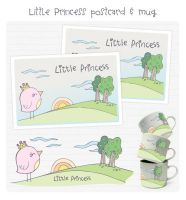 Little Princess by arwenita
