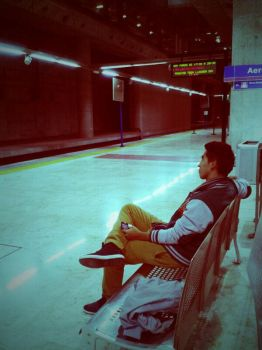Waiting by Art4Fabs