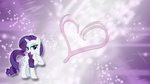 Hearts and Hooves... all for Rarity by toruviel