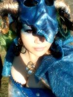 Dragonfly Fairy - Scarborough Faire 2013 by Efeona