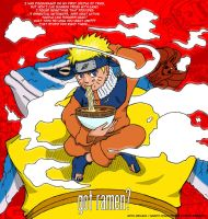 Naruto - Got Ramen? by Gevurah