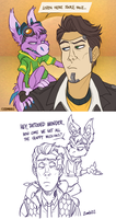 Jack and DeeJay: The Hyperion Legacy by ZombiDJ