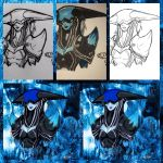 LoL Busts\Week4/// Lissandra by KnightSlayer115
