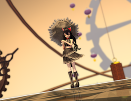 [MMD 30 Days Challenge] Day 10 by icanbecutetoo