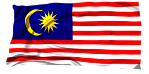 Flags of the World: Malaysia by MrAngryDog
