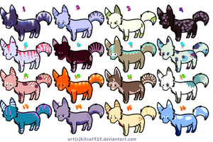 W+P Canine Adopts Closed by Aliyah-Adopt
