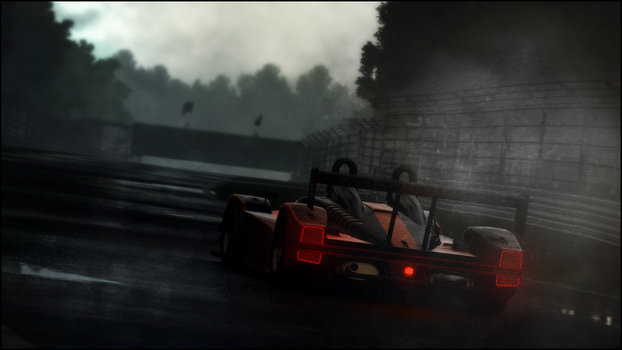 Caterham at The Hatch by thylegion