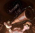 Astronomy by sharpieboss
