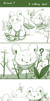 PMD-U Errand 7: A talking seed by Zerochan923600
