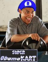 Super Obama Kart by RustySteele