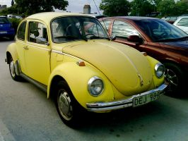 The Yellow Bug by Seal-of-Metatron