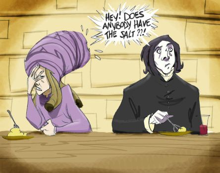 voldy's little request by Sally-Avernier
