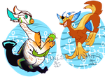 You are a Pirate! Auction {OPEN} by Canisaur