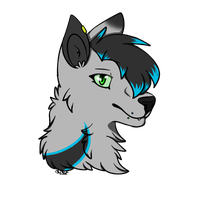 Riku headshot (finished) by Nightfury845