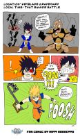 VENTUS Ball Z by monjava