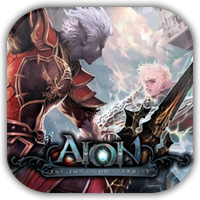 AION Game Icon by Wolfangraul