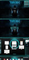 Tron_Legacy by metak