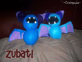 Zubat, I Choose You by Cristophine