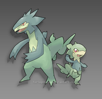 Old Grass Starter by ForiegnBacon