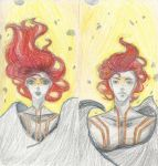 Male or Female Fire God? by Ultraviolet16