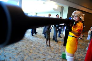 Otakon 2011 Seras 3 by DarkGyraen