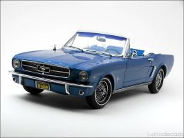 1964 Ford Mustang by FordGT