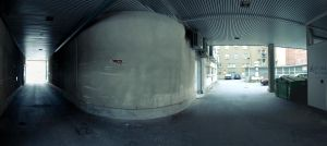 Round concrete by AneurysmGuy
