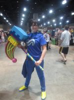 CTCON '13 John Egbert Cosplay by XPockyDemonX