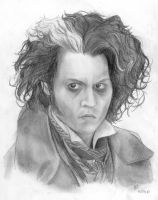 Sweeney Todd by Juwz