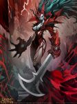 Crimson Queen advanced. by el-grimlock