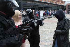 Umbrella Corp bought - MCM Expo by x-Montsegur-x